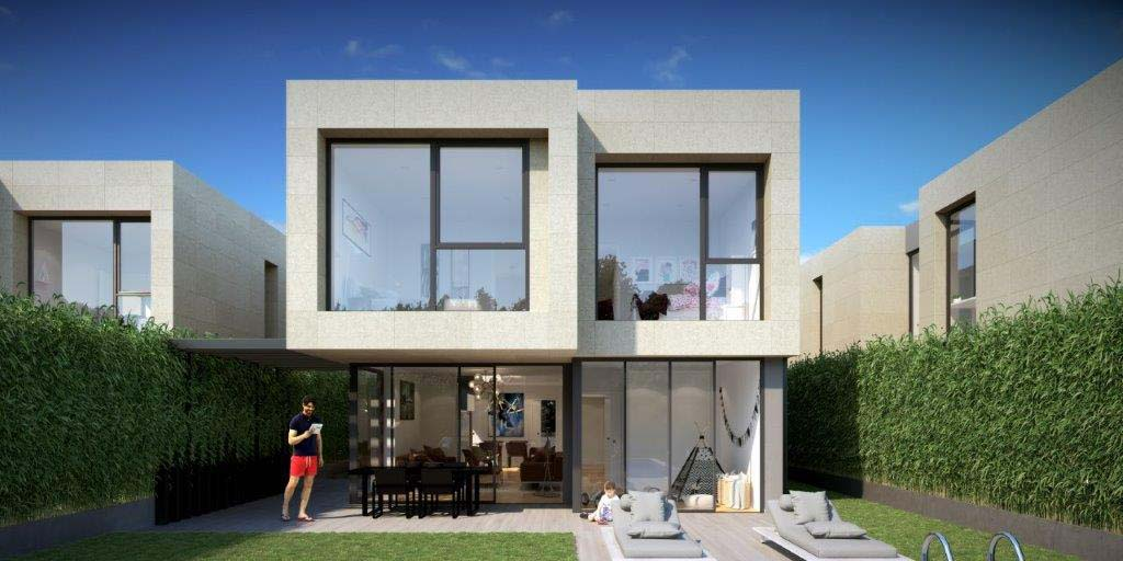 Cuatro exclusivas viviendas de dise o vanguardista en for Viviendas de diseno