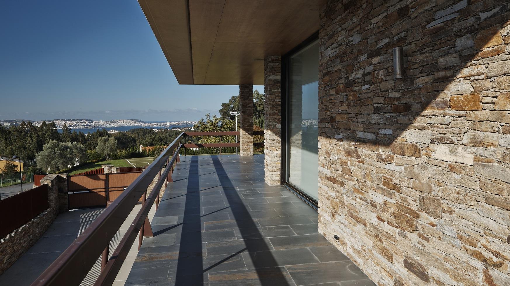 Venta exclusivo chalet situado en Oleiros - A Coruña - Ünique